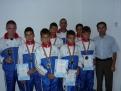 Lotul de box CS Jiul Rovinari şi Viceprimarul Oraşului Rovinari - Chivu Laurenţiu