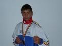 CIOBANU LIVIU 14 ani 2 medalii aur, 2 medalii bronz