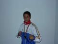 BĂZĂVAN MARIAN 16 ani 3 medalii aur, 1 medalie bronz