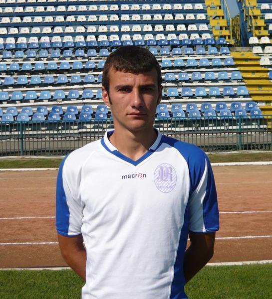 ULARU Adrian Valentin - Fundaş central
