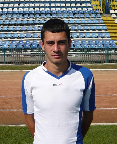 VULPE Sergiu Marian - Mijlocaş central