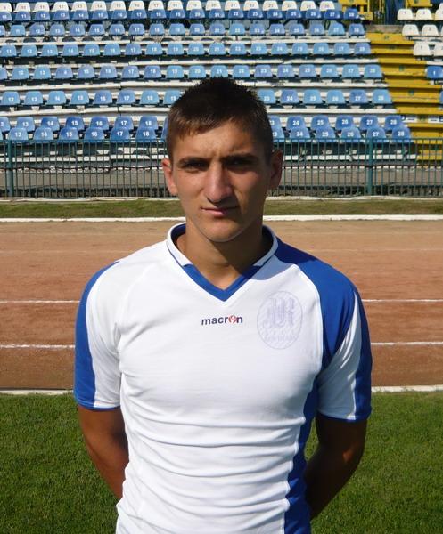 TUDORACHE Ionel Bogdan - Mijlocaş dreapta