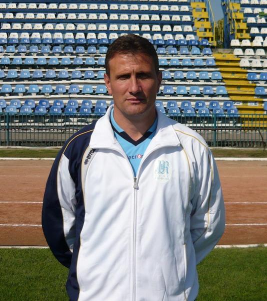 VOINEA Virgil - Antrenor Portari