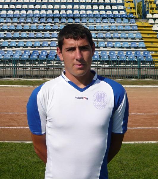 BAROS Alex Constantin - Fundaş central