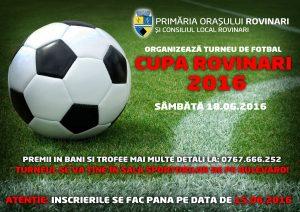 zilele orasului 2016 fotbal
