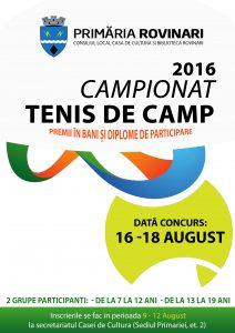 concurs tenis decamp